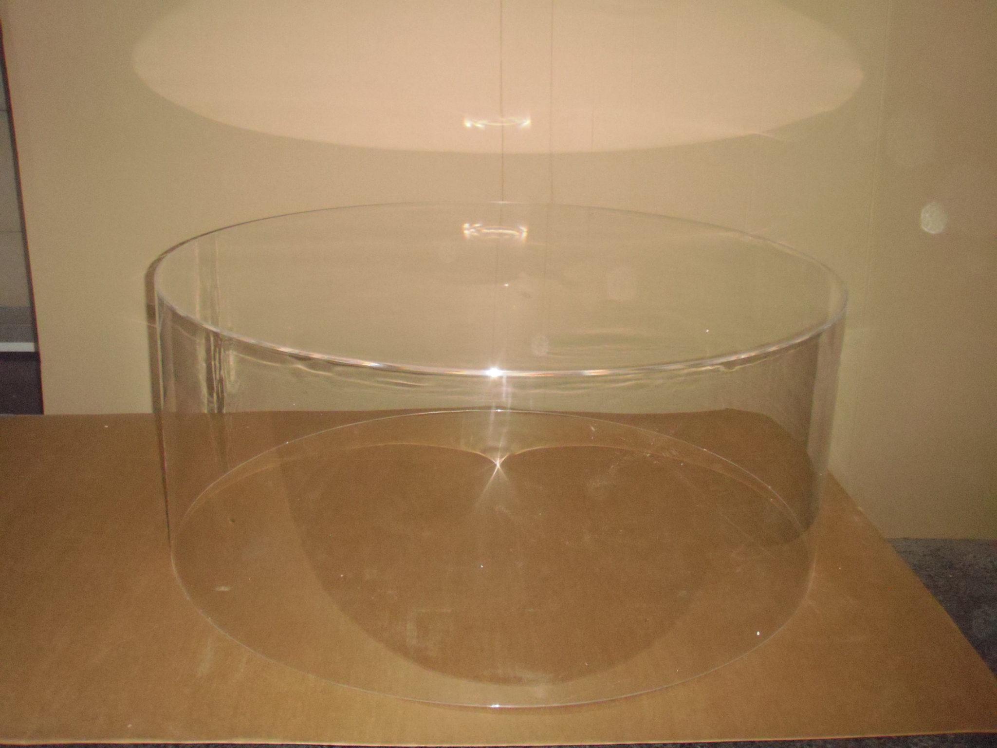 Vitrine plexiglass sur mesure