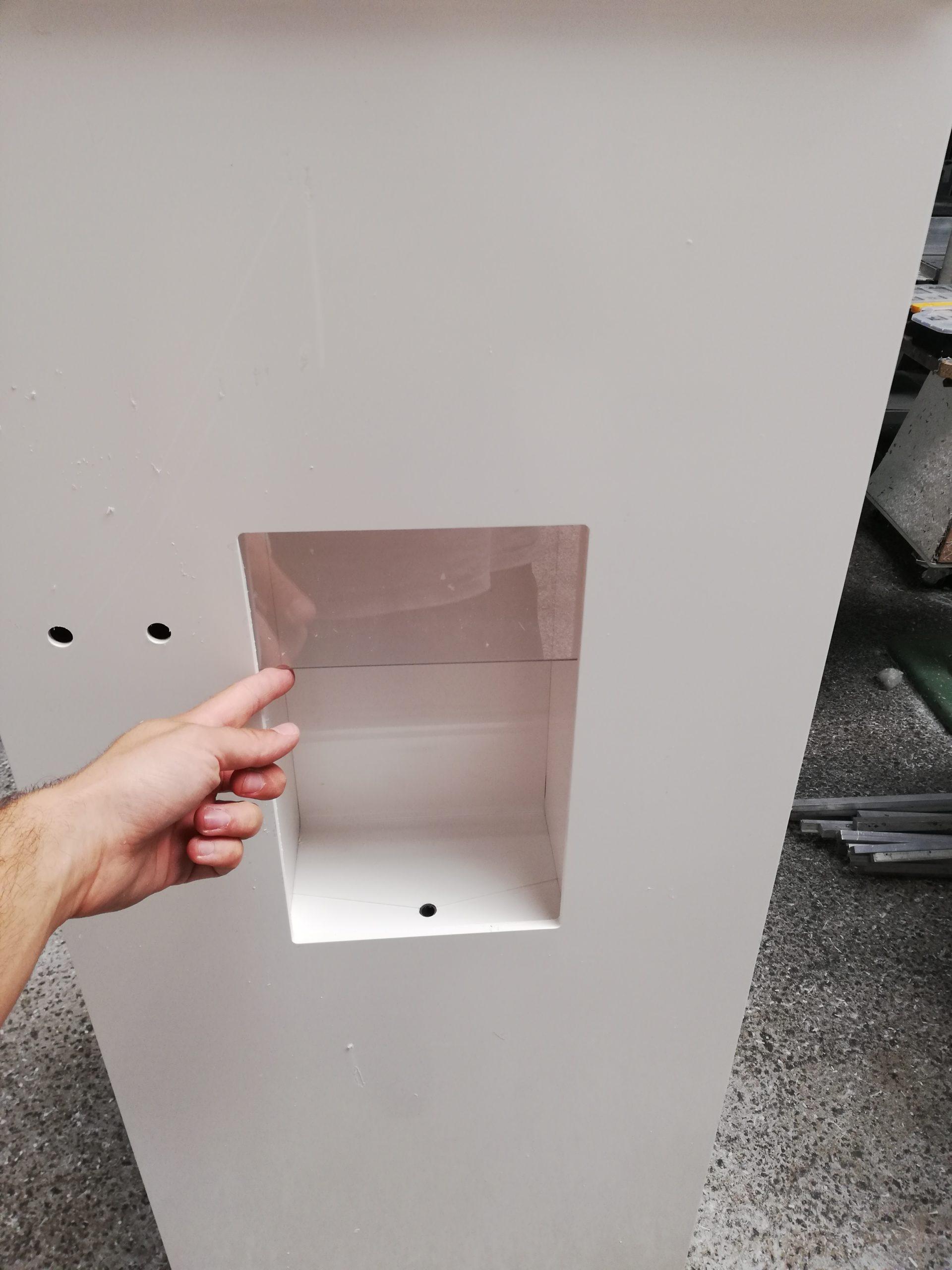 Meuble PVC sur mesure